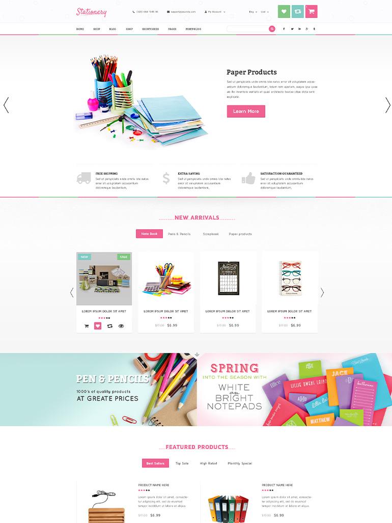 ShopyMall - Beautiful Multi-Vendor & MarketPlace WordPress Theme