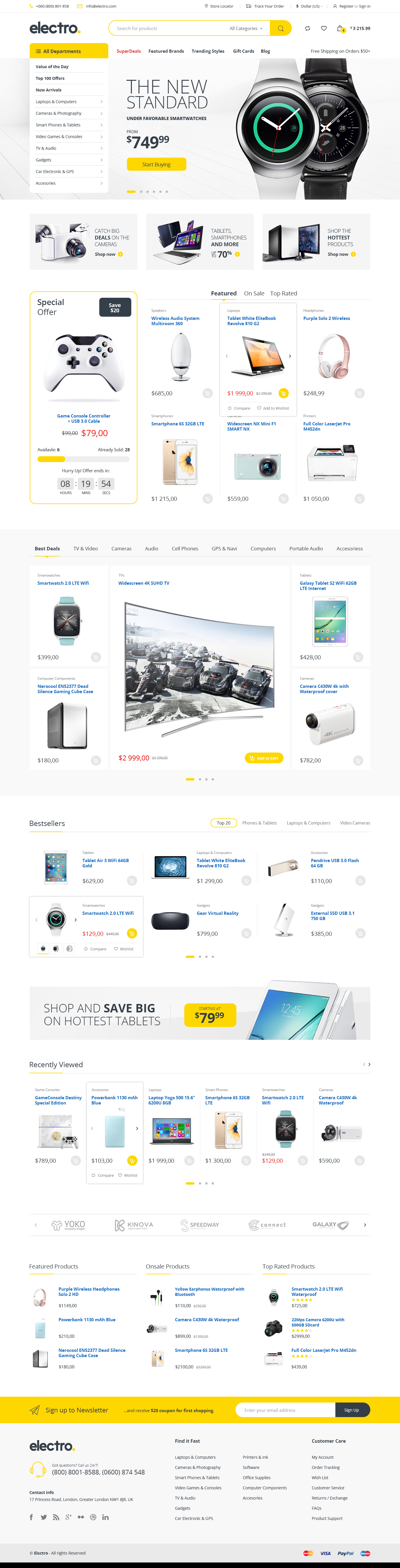 best mul tivendor wordpress theme