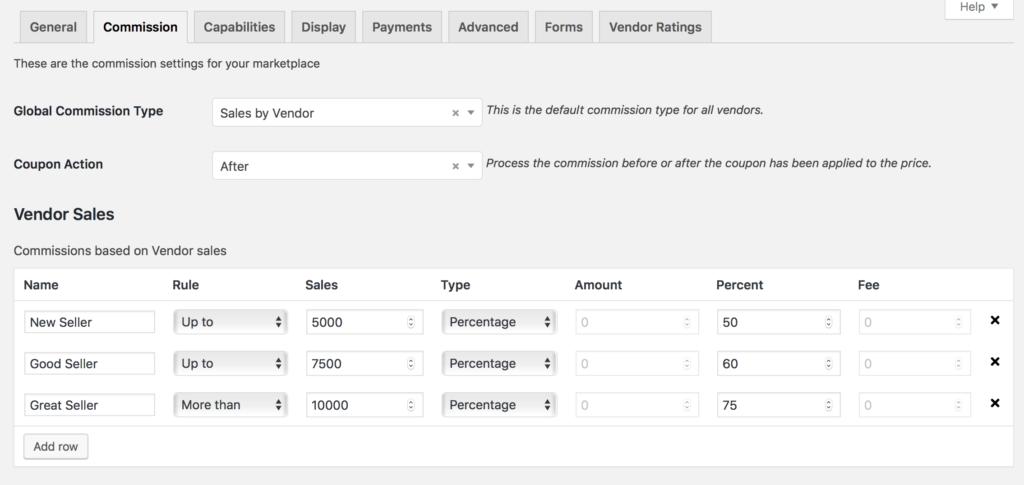 Earn More Do Less- WC Vendors Marketplace WordPress Plugin