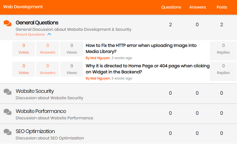 WPThemeGo Forum - Web Development
