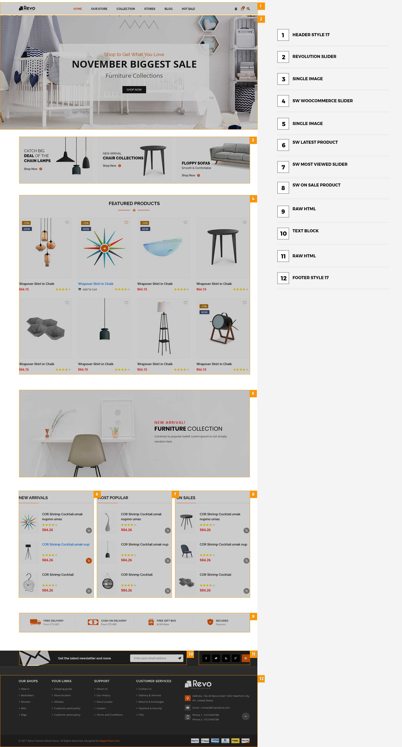 Documentation for Revo – Multipurpose WooCommerce WordPress Theme