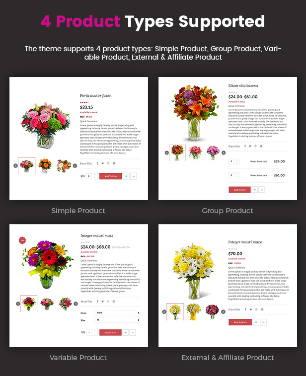 SW Floris - WooCommerce Theme