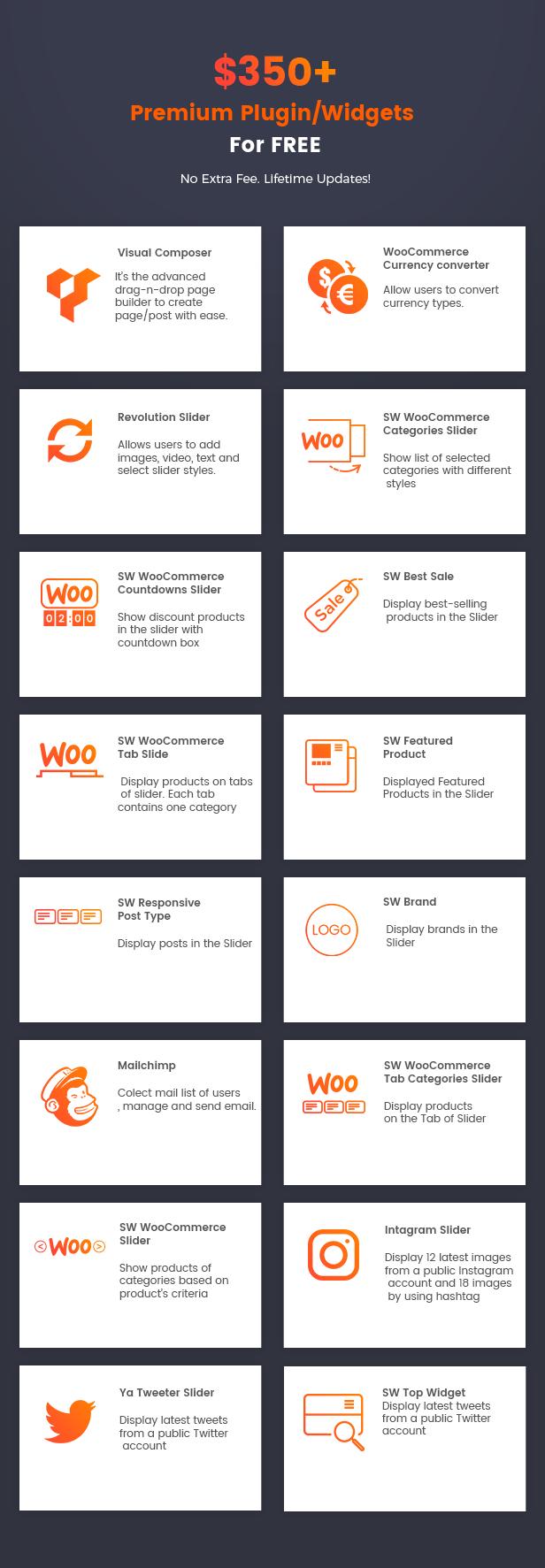 Gift Shop WordPress WooCommerce Theme - iMarket