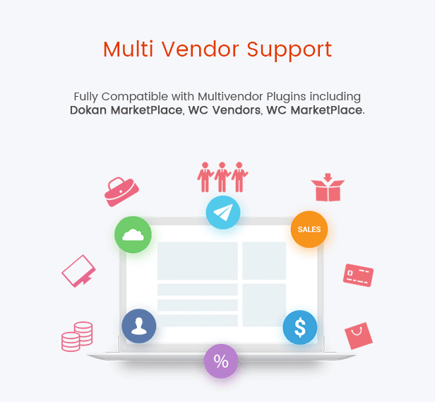 Modern Multi Vendor WooCommerce Theme - NeoMarket