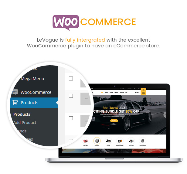 Autusin - Auto Parts Shop, Moto Store WooCommerce WordPress Theme