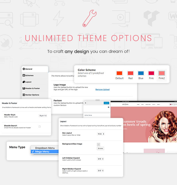 Avesa - Beauty Store WooCommerce WordPress Theme- WooCommerce Theme