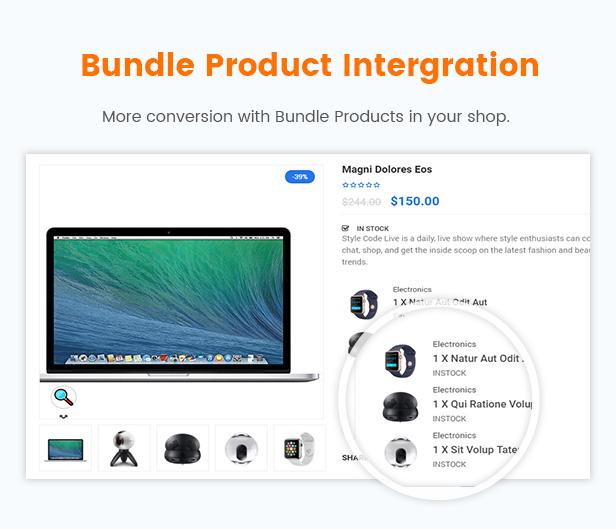 WooCommerce Bundle Products