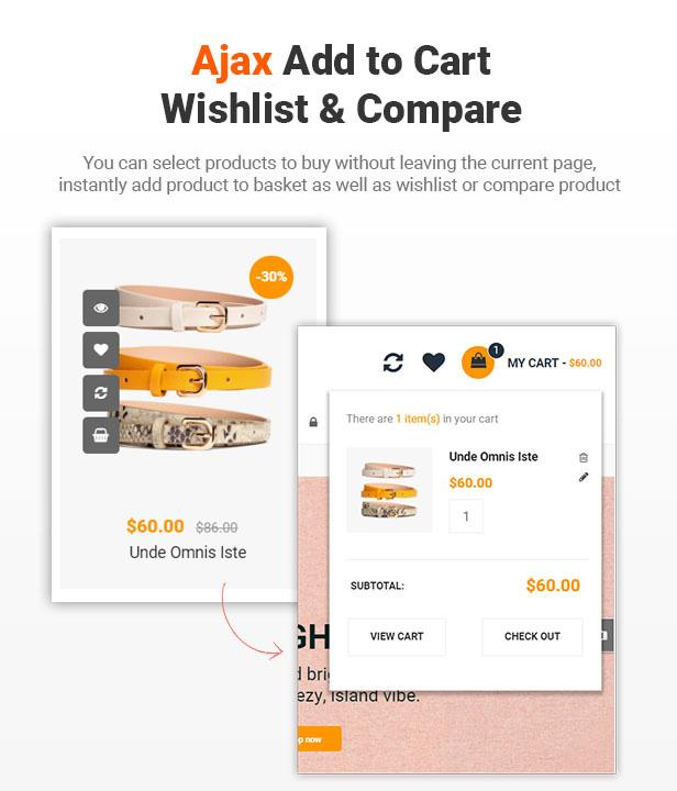 eMarket - Multi Vendor MarketPlace WordPress Theme - WooCommerce Theme