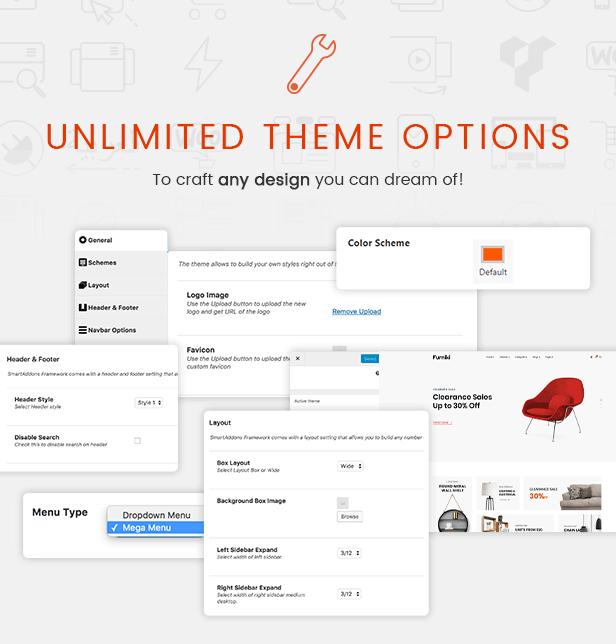 Furniki - Furniture Store & Interior Design WordPress Theme