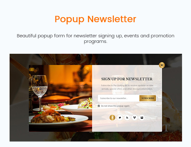 Appetit - Premium Food & Restaurant WordPress Theme