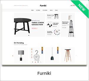 furniki Justice - Responsive & Multipurpose WordPress Theme theme WordPress