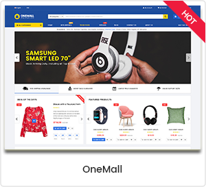 OneMall - Multipurpose eCommerce & MarketPlace WordPress Theme