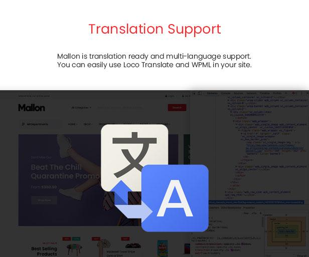 Mallon - Multipurpose Elementor WooCommerce WordPress Theme - SEO Optimization