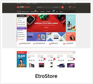 Etro Store - Multipurpose Responsive WooCommerce WordPress Theme