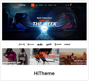 Hitheme - Multipurpose Responsive WooCommerce WordPress Theme