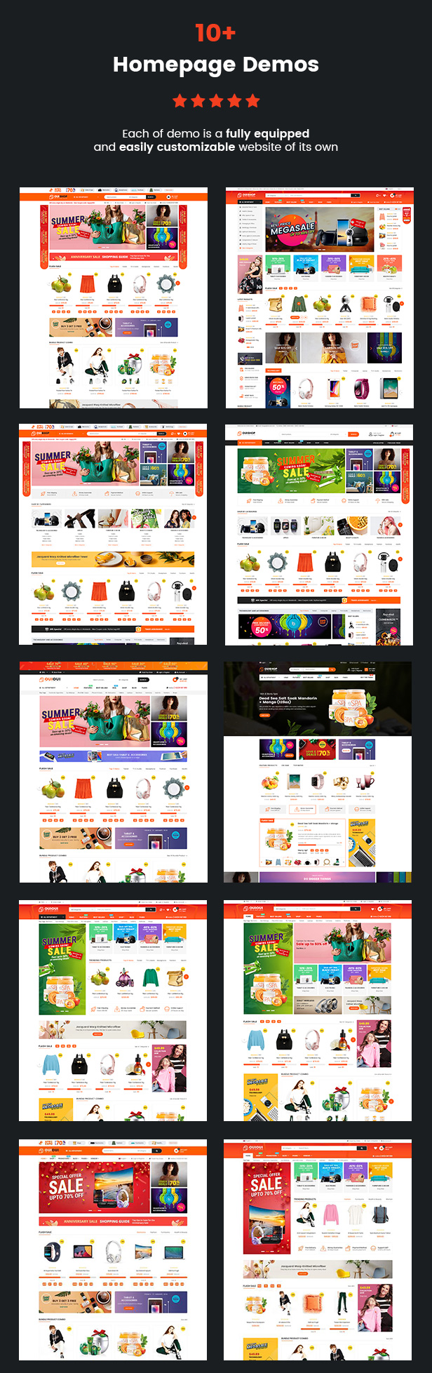SW OuiOui - WooCommerce Theme