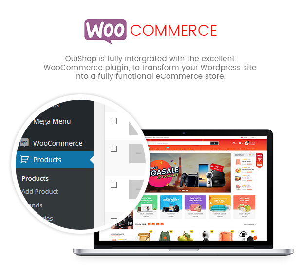 SW OuiShop - WooCommerce Theme