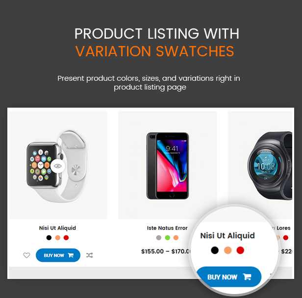 SW Siezz - WooCommerce Theme