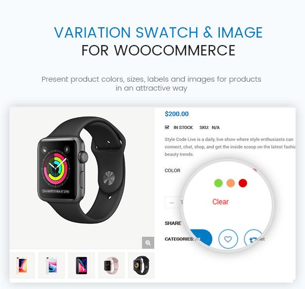 SW Siezz - WooCommerce Theme