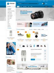 HiMarket - Electronics Store/Medical/Sport Shop WooCommerce WordPress Theme