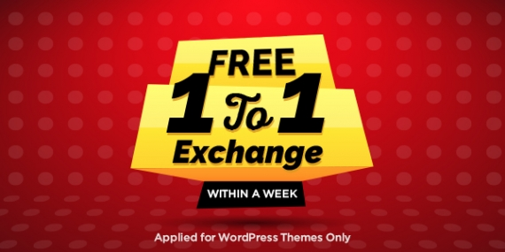 WordPress Policy Update:1-to-1 Exchange Within 7 Days