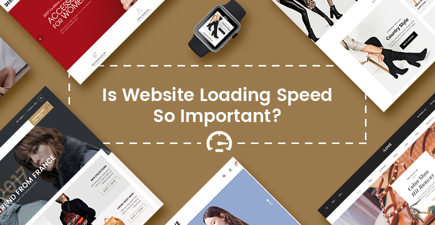 is website loading speed so important