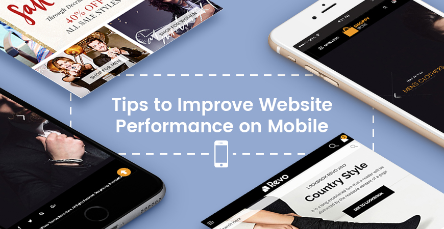 tips to improve web performance on mobile