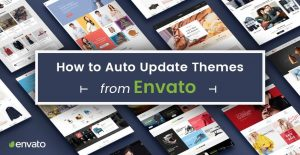 how to auto update wordpress themes from envato