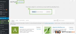 install envato market plugin