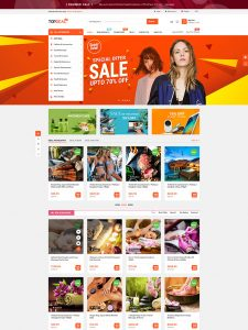 TopDeal - Multi Vendor Marketplace WordPress Theme