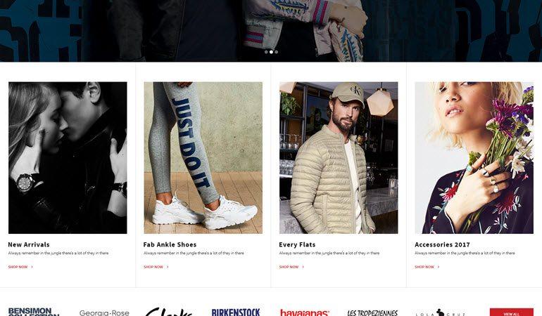 Responsive WooCommerce WordPress Theme - MixShop HomePage 1