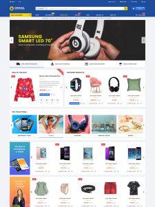 OneMall - eCommerce MarketPlace WooCommerce WordPress Theme