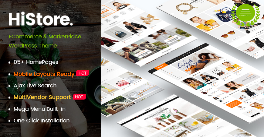 histore-woocommerce-wordpress-theme