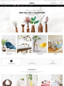Fashion, Furniture eCommerce MarketPlace WordPress Theme