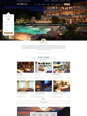 KingPlace-WordPress Theme