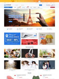 BosMarket - Multivendor WooCommerce WordPress Theme