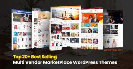 20+ Best Multi-Vendor MarketPlace WordPress Themes 2019