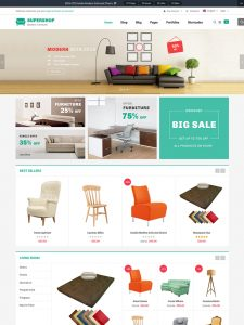 Supershop - Responsive WooCommerce Shopping WordPress Theme