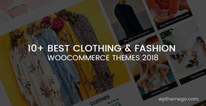 best clothing fashion woocommerce theme 2018