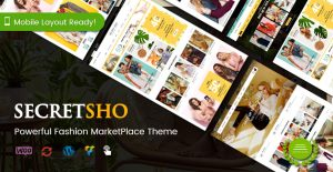 secretsho-fashion-marketplace-wordpress-theme