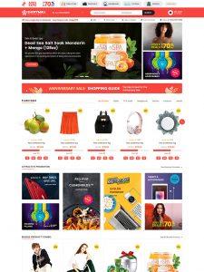ShopyMall - Beautiful Multi-Vendor MarketPlace WooCommerce WordPress Theme