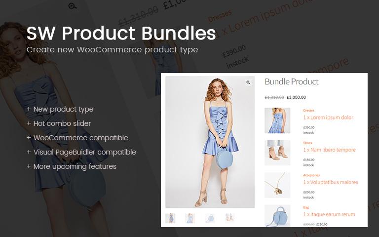 SW Product Bundles - WooCommerce Bundle Product Plugin| WPThemeGo