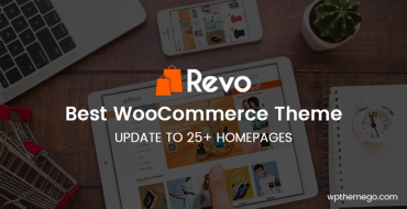 Revo - Best WooCommerce Theme Updated to 25+ Designs