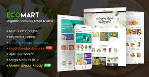 ecomart-organic-food-store-wordpress-theme