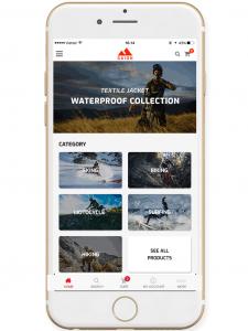 Gaion - Sport Accessories Shop WordPress WooCommerce Theme
