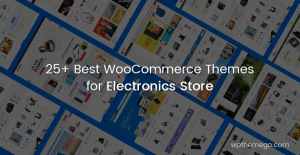 best electronics store woocommerce wordpress themes