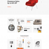 Furniture Store & Interior Design WordPress Theme - Furniki