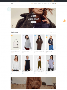 Binace - Fashion Shop WordPress WooCommerce Theme