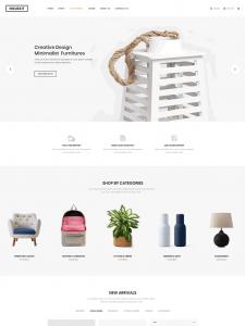 Houskit – Interior Design & Furniture Store WordPress Theme