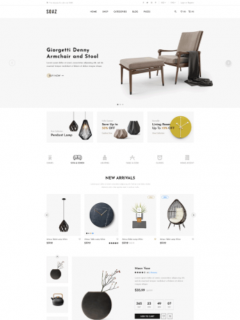 Soaz-WordPress Theme